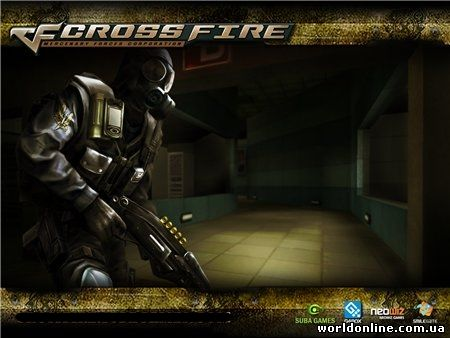 Кросс фаер   Cross fire  2009