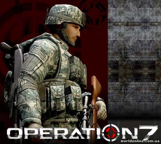 Operation7 Wallhack