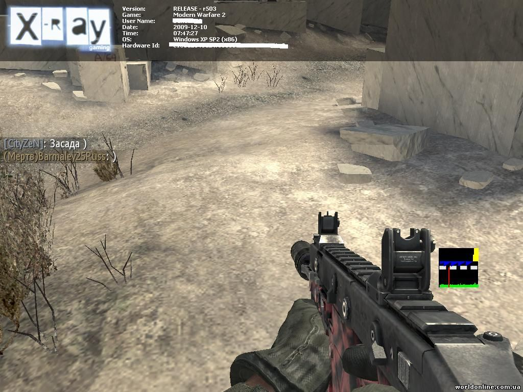Ray Anti Cheat for Call of Duty