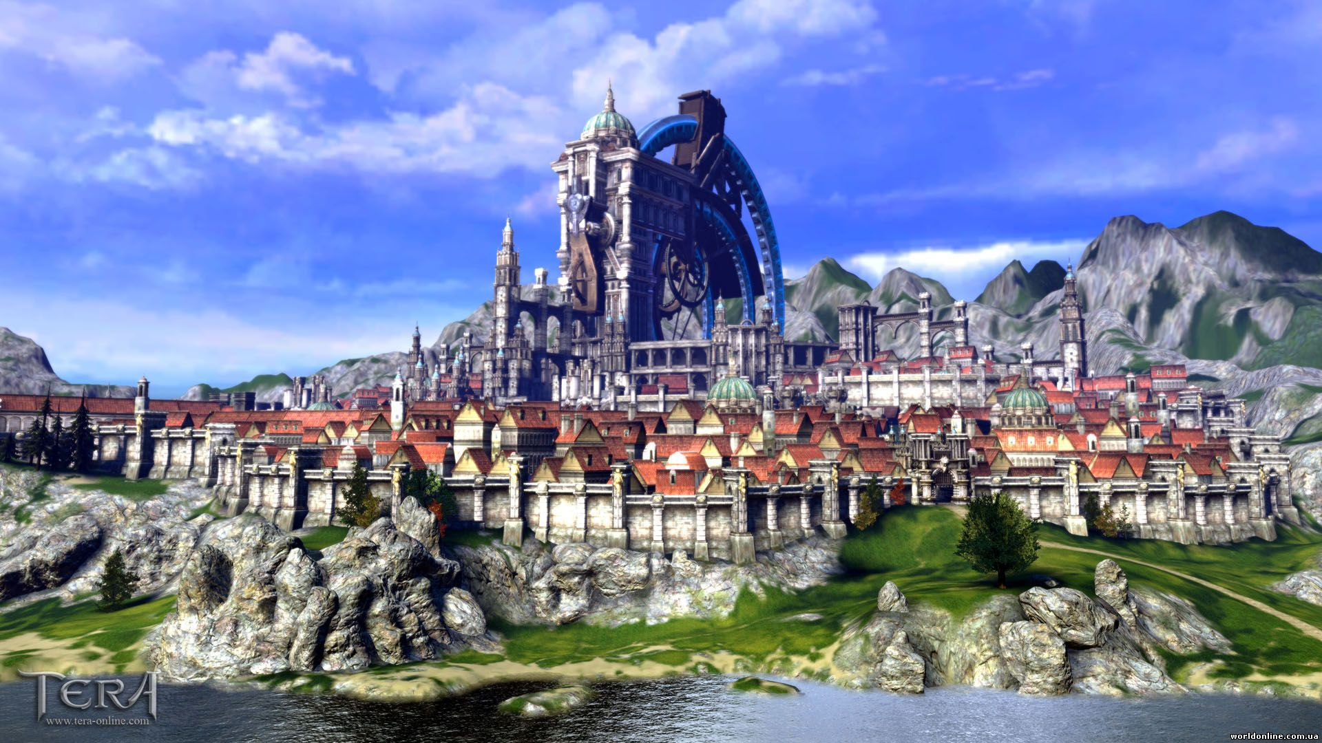 TERA  The Exiled Realm of Arborea  KR